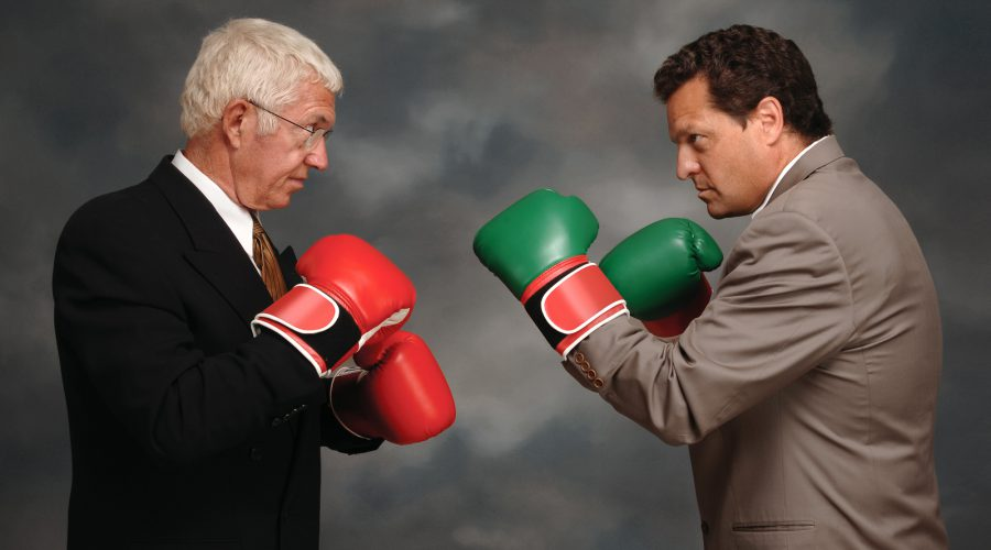 Dealing with Conflict at Work: What Skills Do Professionals Need?
