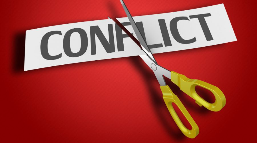 Reconciling Differences: How Dealing with Conflict Head on Saves Money